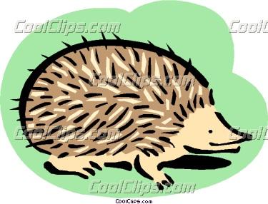 375x286 Hedgehog Clip Art Clipart Panda