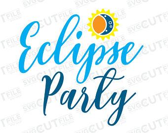 340x270 Solar Eclipse Svg Etsy
