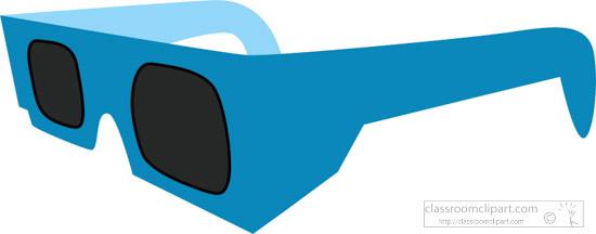 550x216 Space Clipart Solar Eclipse Glasses Clipart