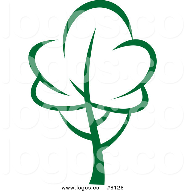 600x620 Royalty Free Clip Art Vector Green Tree Ecology Logo By Vector