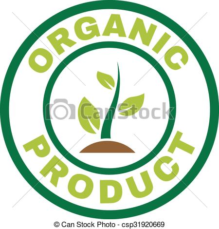 450x470 The Organic Product Icon. Eco And Bio, Ecology Symbol. Flat