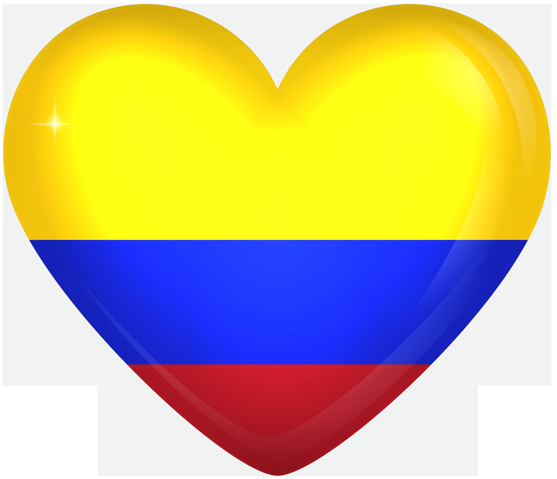 6000x5152 Ecuador Large Heart Flagu200b Gallery Yopriceville