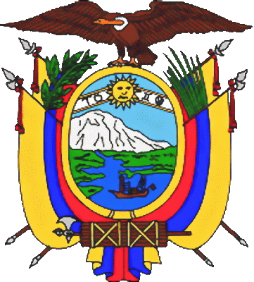 361x400 Ecuador Flag