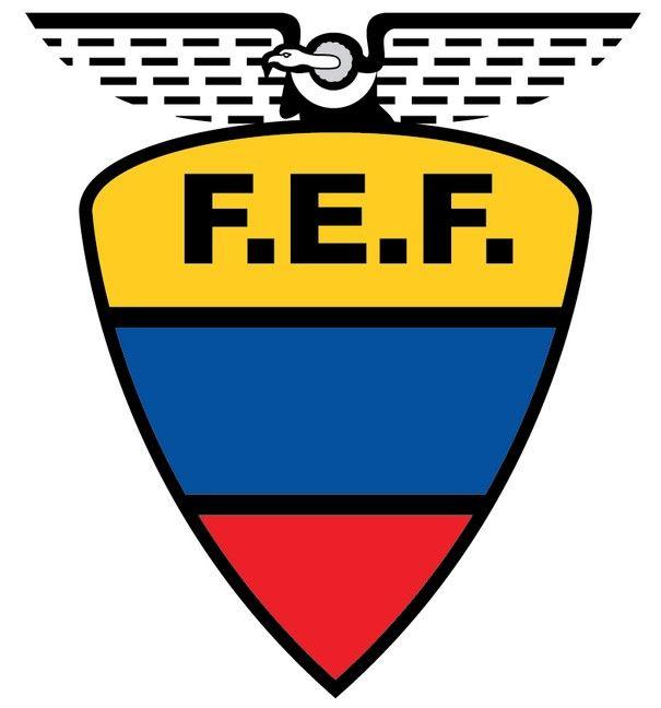 605x648 Ecuador Football Team Logo