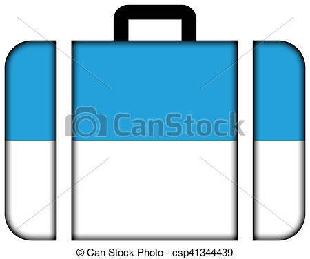 450x376 Flag Of Sangolqui, Ecuador. Suitcase Icon, Travel And Drawings