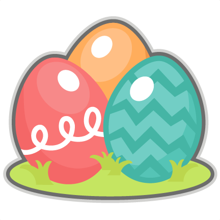 432x432 Miss Kate Cutables Freebie Of The Day (31815). Easter Eggs