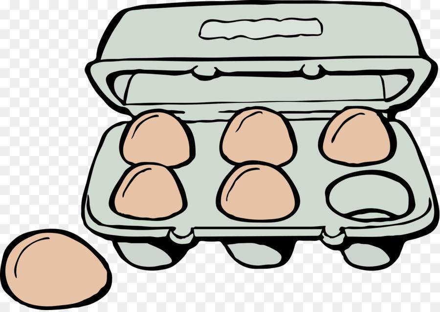 900x640 Fried Egg Egg Carton Clip Art