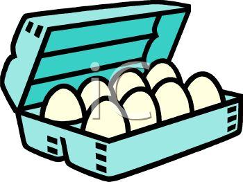 350x263 A Dozen Eggs In A Carton