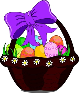 254x300 Bright Clipart Easter Egg
