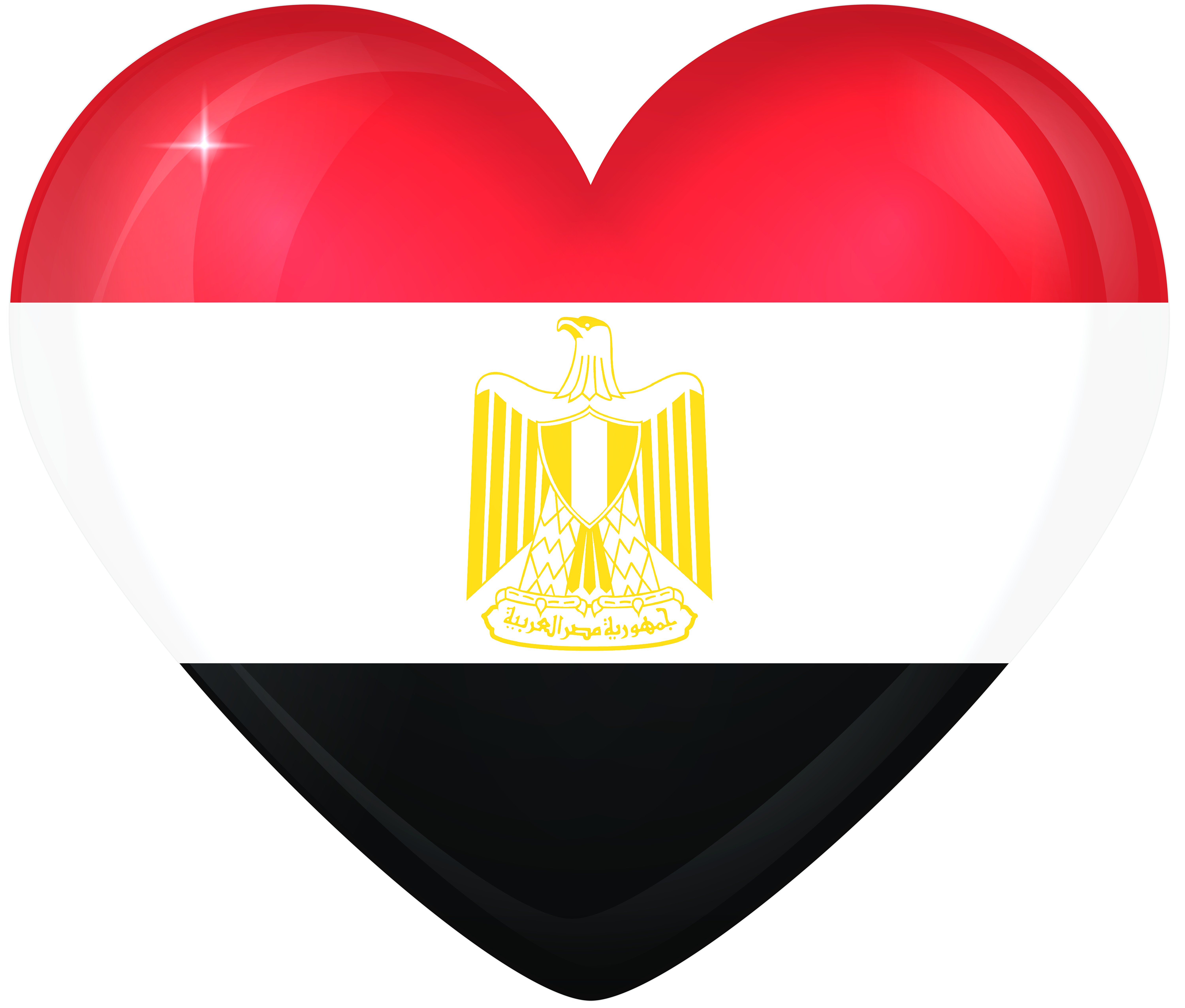 6000x5106 Egypt Large Heart Flagu200b Gallery Yopriceville