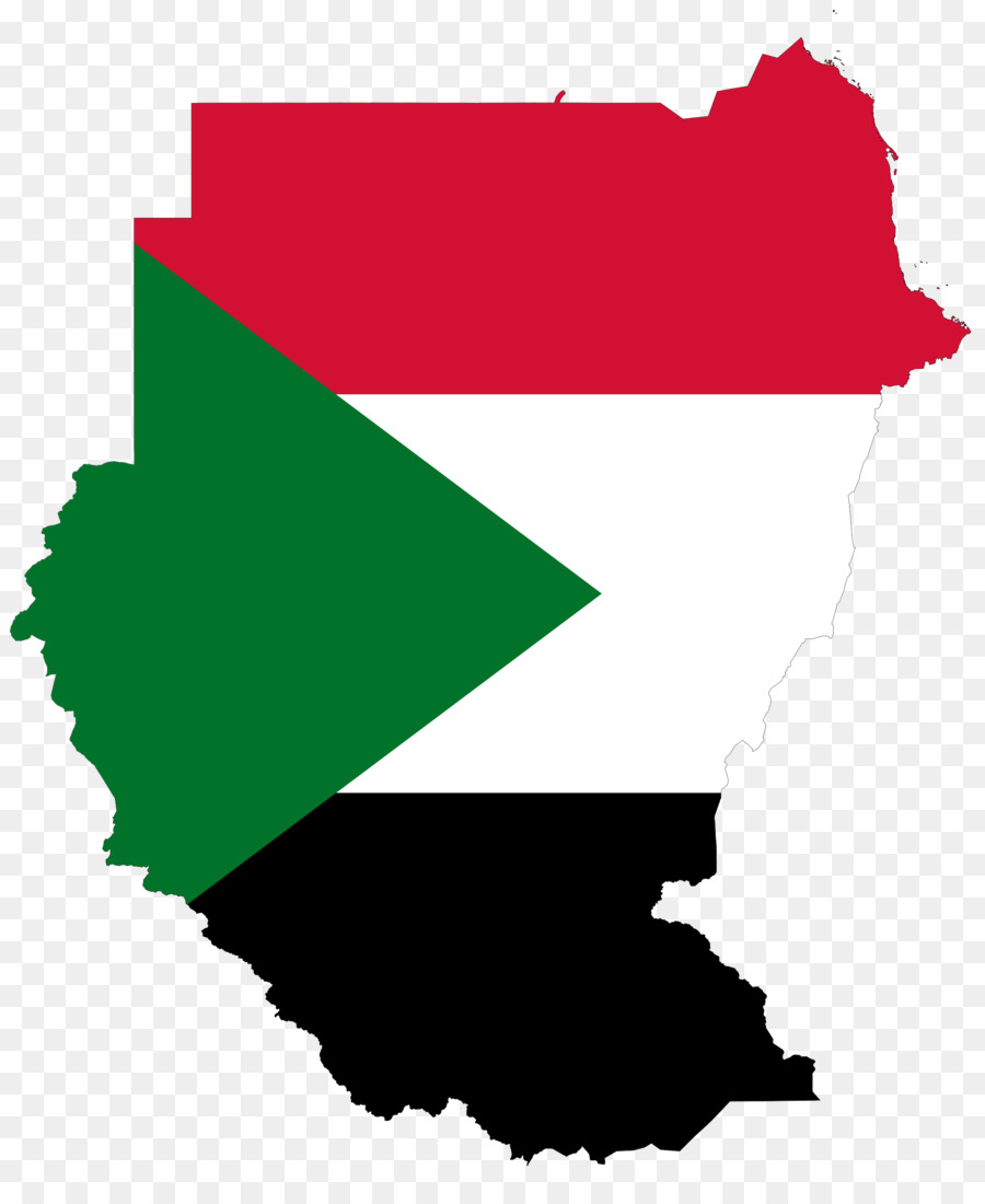 900x1100 Anglo Egyptian Sudan South Sudan Map Flag Of Sudan