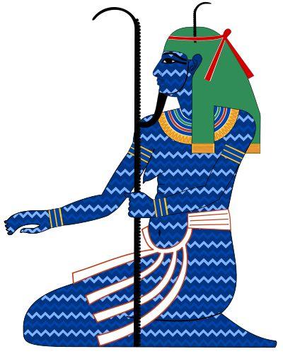 Egyptian Gods Clipart