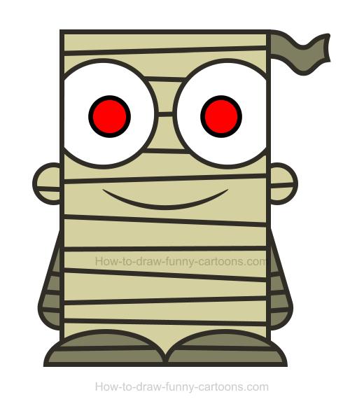 520x587 Mummy Clipart