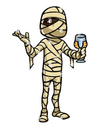 324x418 Mummy Clipart