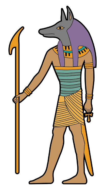 414x759 Clipart Egyptian