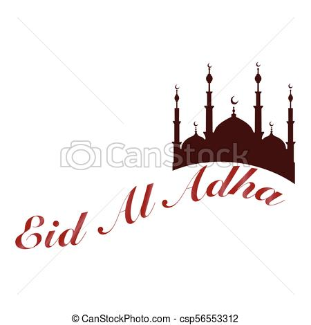 450x470 Abstract Eid Al Adha Background With Some Special Objects Vector