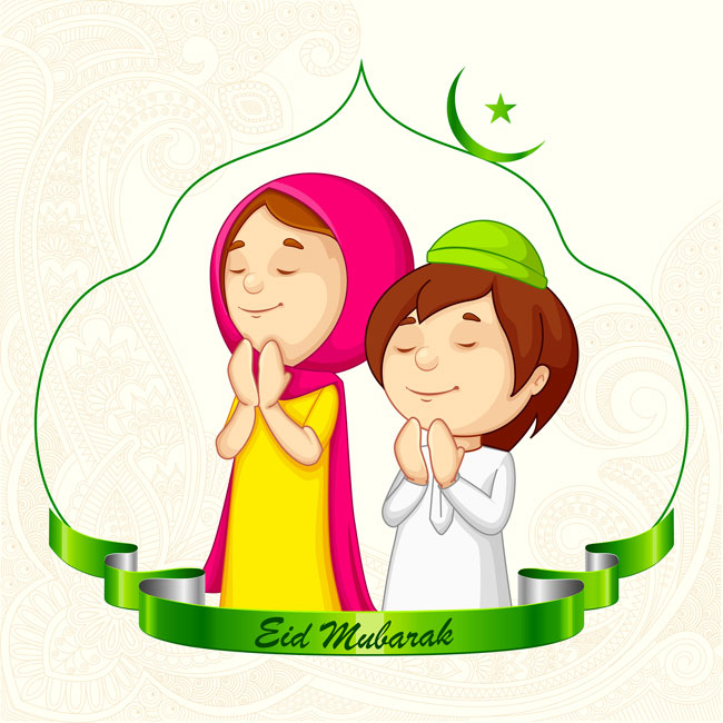 650x650 Happy Eid Mubarak Images 2018