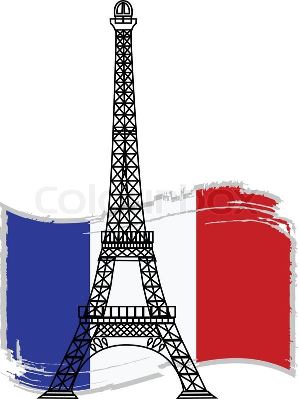 599x800 Eiffel Tower Clipart French Clip 3498950