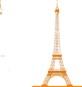 282x300 La Tour Eiffel (Eiffel Tower) Clip Art