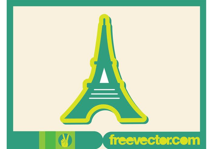 700x490 Eiffel Tower Free Vector Art