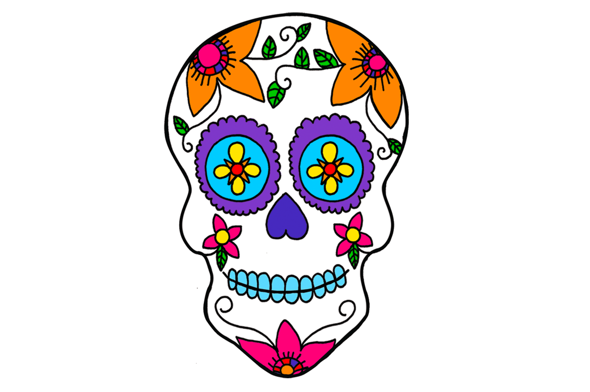 1160x772 Mexico Day Of The Dead Calavera Sugar Skulls Dia De Los Muertos