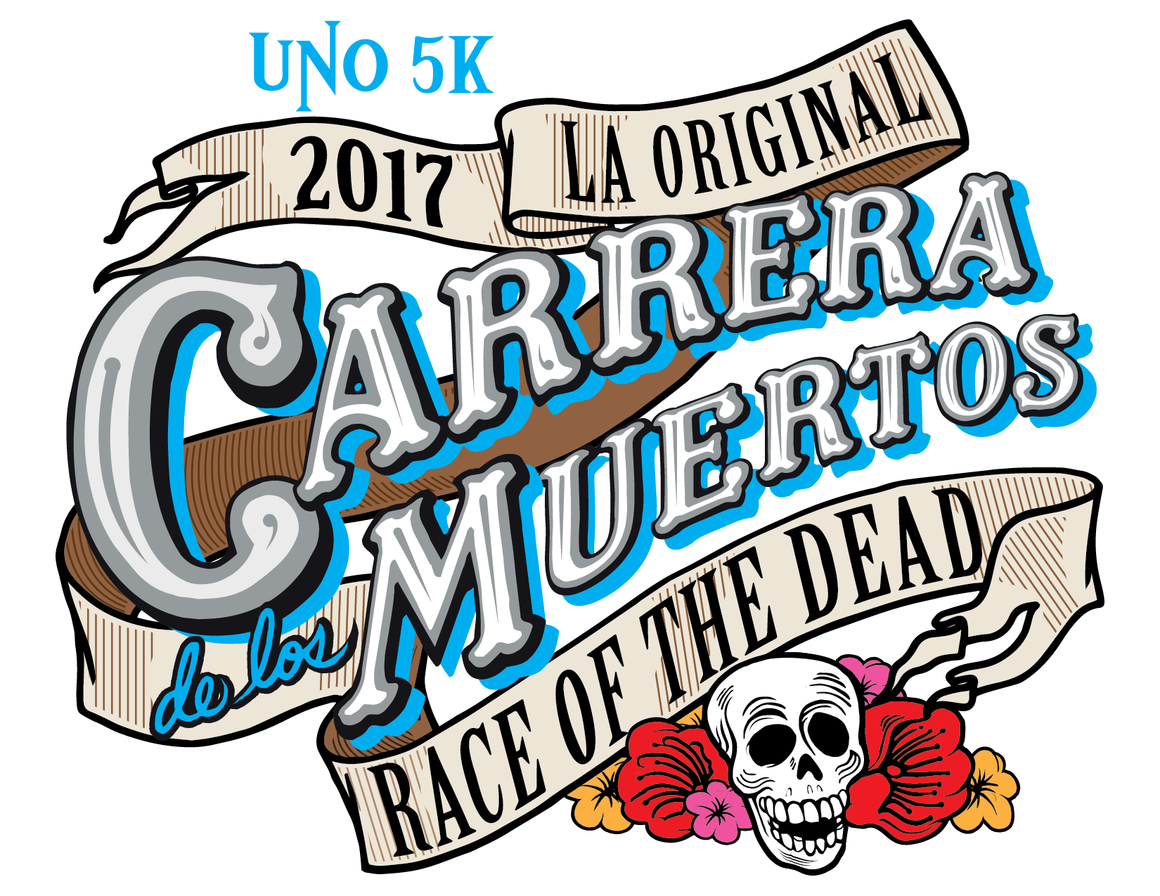 1650x1275 Uno Carrera De Los Muertosrace Of The Dead 5k