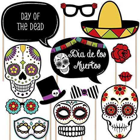 466x466 Day Of The Dead
