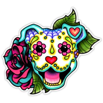 354x354 Best Day Of The Dead Dog Products On Wanelo