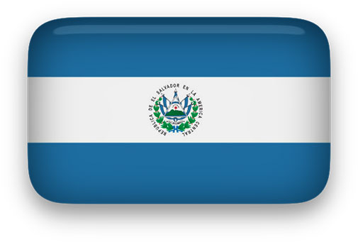 505x341 Free Animated El Salvador Flags