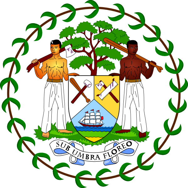 600x600 Coat Of Arms Of Belize Clip Art