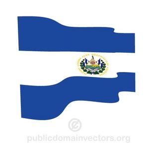 El Salvador Flag Clipart