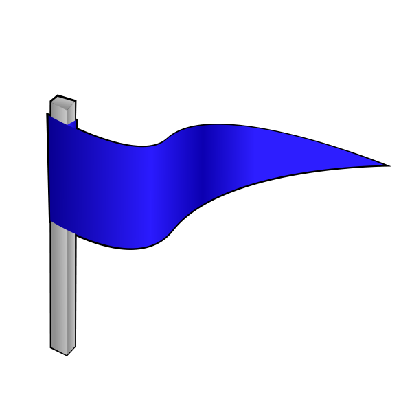 600x600 Simple Flag On A Pole Png Clip Arts For Web