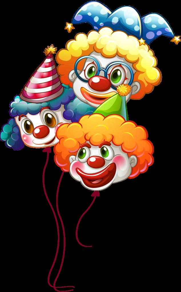 634x1024 Create A Card ~clown With Balloons Card Design ~ Create A Card