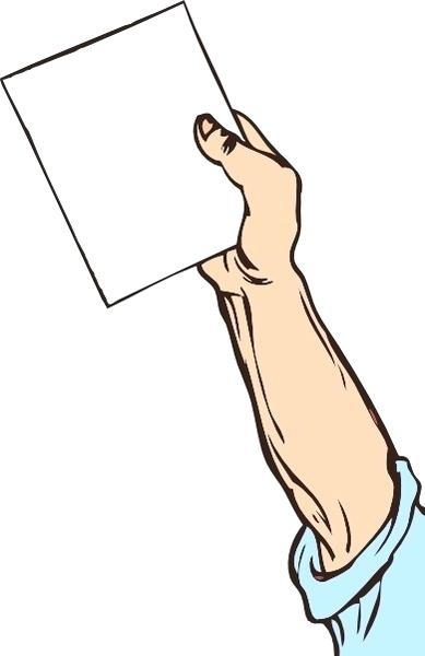 389x600 Clip Art Paper Clip Hand Holding Paper Clip Art Free Vector