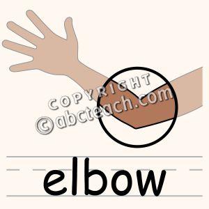 300x300 Elbow Clipart