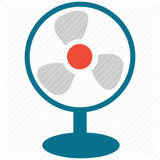 512x512 Collection Of Electric Fan Clipart Png High Quality, Free