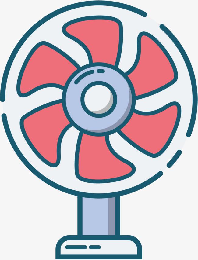 650x851 Vector Cute Fan Icon, Electric Fan, Cooling Fan, Fan Png