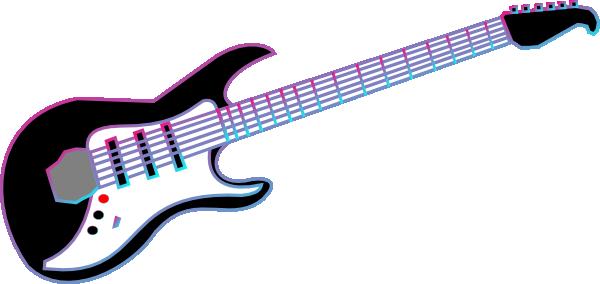 600x284 Guitar Clipart Guitar Clip Art