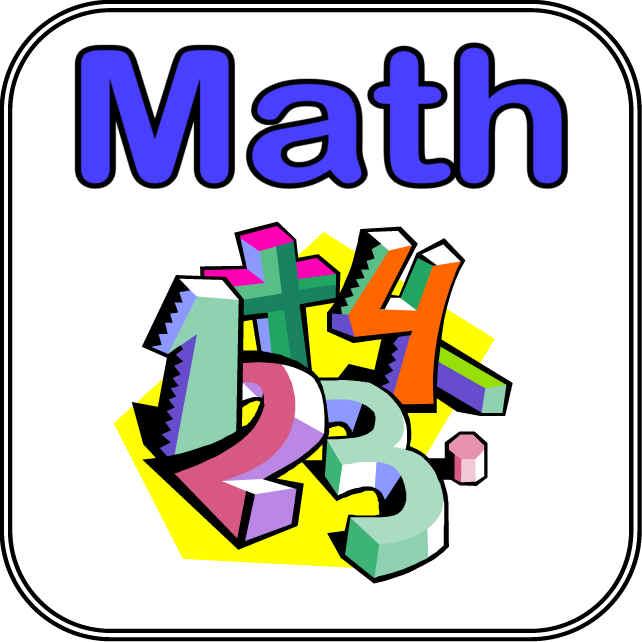 642x642 Elementary Math Clipart Free Amp Elementary Math Clip Art Free