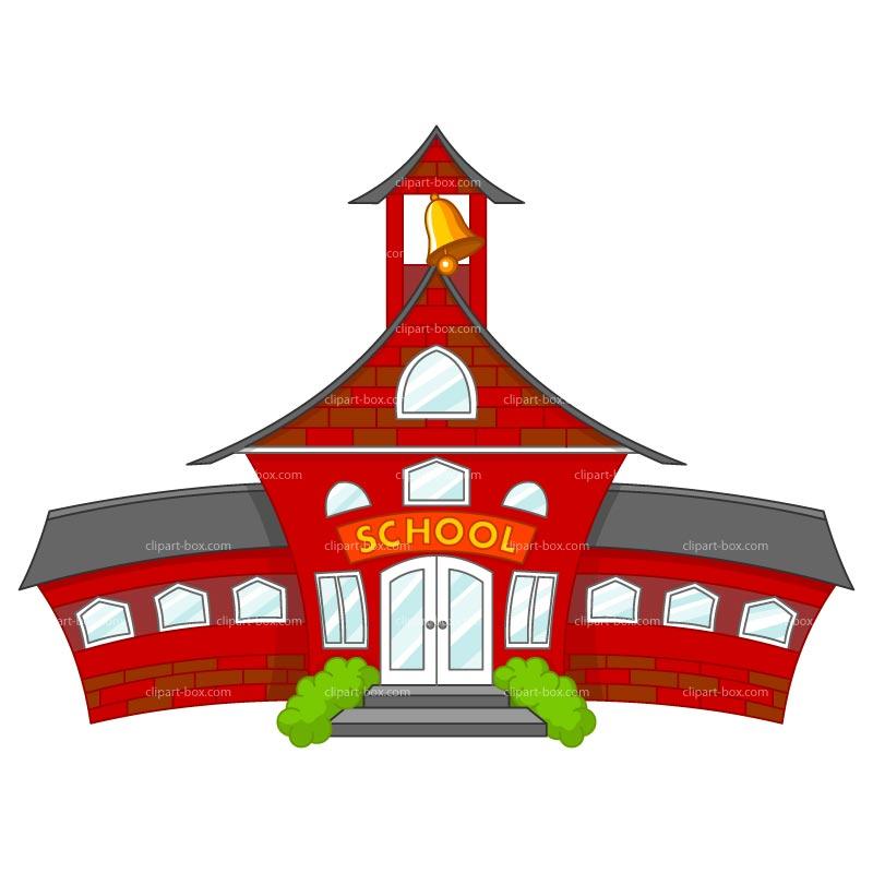 800x800 Elementary School Clipart