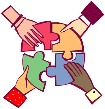 364x379 Elementary Students Working Together Clip Art Clipart
