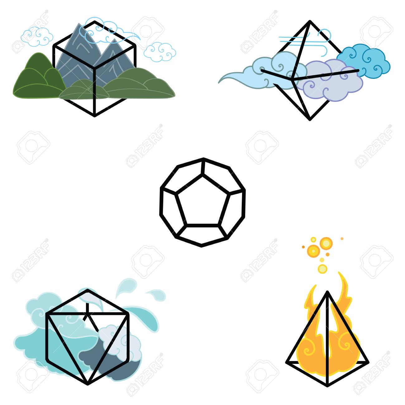 1300x1300 Elements Clipart Earth Element