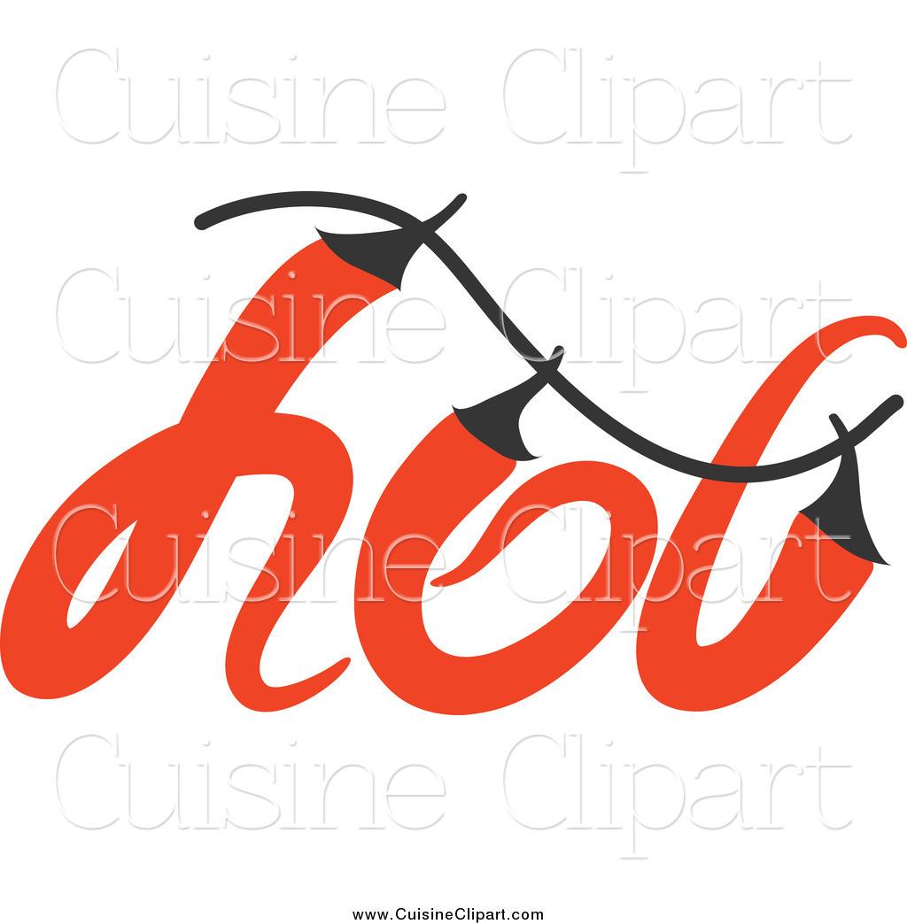 1024x1044 Cuisine Clipart Of A Hot Chili Pepper Word Design By Elena