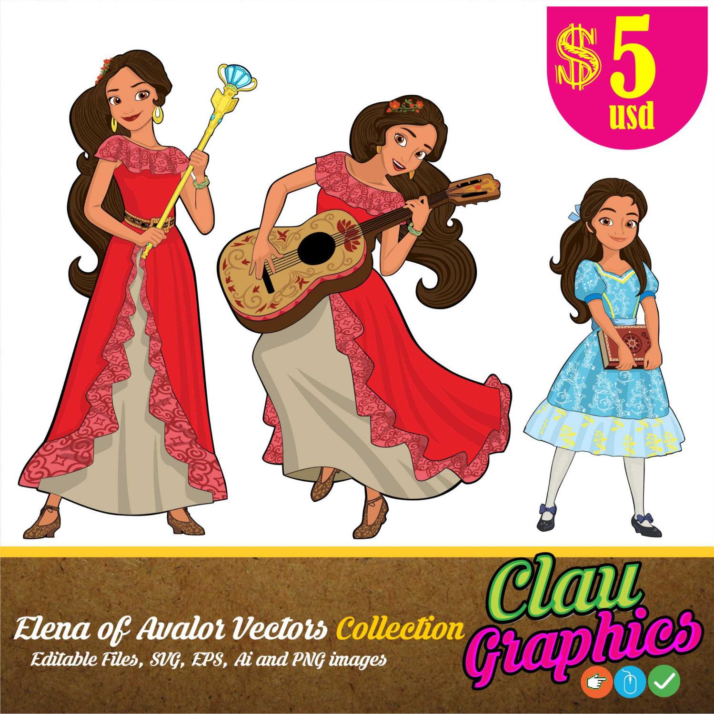 1499x1500 Elena Of Avalor Disney Latina Princess Digital Illustrations, Svg