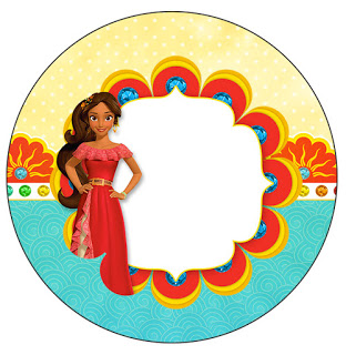 312x320 Elena Of Avalor Free Printable Wrappers And Toppers For Cupcakes