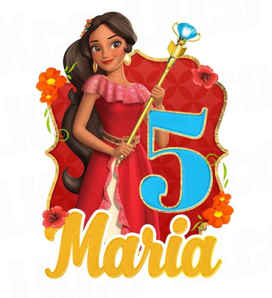 936x1024 Elena Of Avalor Iron On Transfer Luvibeekidsco