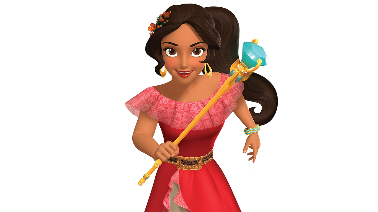 1280x720 Elena Of Avalor Disney's First Princess Inspired By Diverse