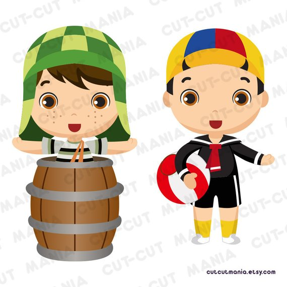570x570 Chaves Clipart Vila Do Chaves Clip Art Chavo Partido Del