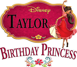 300x261 Personalized Elena Of Avalor Birthday Shirt Add Name Amp Age