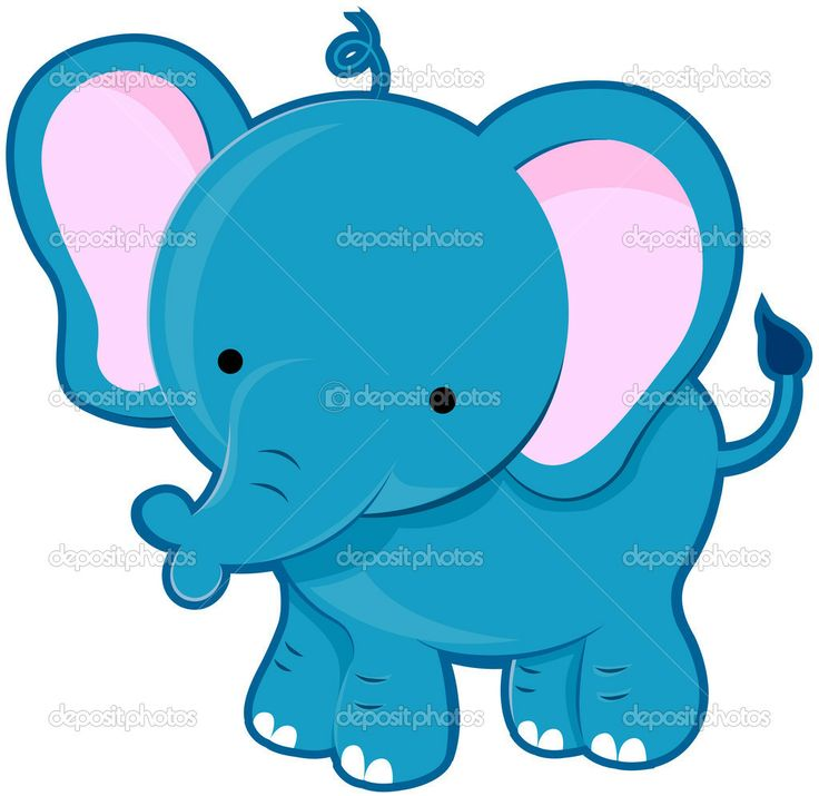736x715 14 Best Elephants Images On Cartoon Elephant